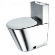 Vas WC din inox cu rezervor de apa BL-35
