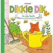 Dikkie Dik: Dikkie Dik in de tuin - Jet Boeke