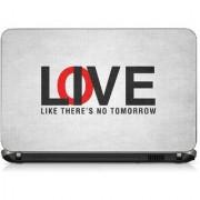VI Collections LOVE SIMBLE pvc Laptop Decal 15.6