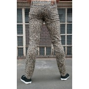 pantalon pour hommes 3RDAND56th - Leopard Skinny Jeans