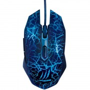 Mouse Hama Gaming uRage Illuminated Black