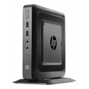 HP t520 flexibel klient, 8 GB SSD, 4 GB RAM, 2x DisplayPort 1.2