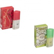 Skyedventures Set of 2 Attar Rose 20ml-Attar mogra ml Perfume