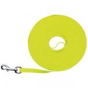 Trixie Easy Life Schleppleine - neongelb - 15 m / 17 mm