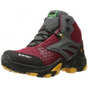 Hi-tec Men's V-lite Flash Fast I Waterproof Hiking Boot Core Red/Core Gold 7 D(M) US