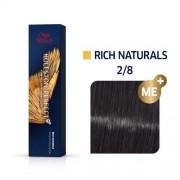 Wella - Koleston Perfect Me+ - Rich Naturals - 2/8 - 60 ml