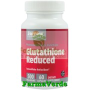 Glutathione Reduced 60 Cps Jarrow Secom