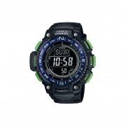 Reloj CASIO SGW-1000-2BCF SPORT GEAR Collection Análogo Triple Sensor: Brújula/altímetro/barómetro/termómetro Digital-Negro