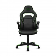 Drift SILLA GAMING DR75 BLACK/GREEN
