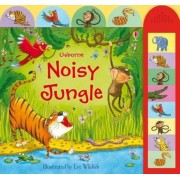 Noisy Jungle, Hardcover