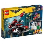Lego Produkt z outletu: Lego Batman Movie. 70921 Armata Harley Quinn