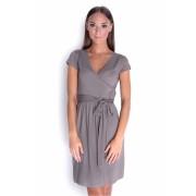 Dámské cappucino šaty 5416