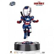 Kids Logic Egg Attack Iron Man 3 Ea-007 Patriot Led Action Figure