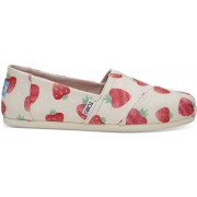 TOMS Pantofi Birch Strawberry and Cream Alpargata pentru femei 39