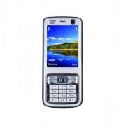 Electrosoc in Forma de Telefon Nokia N73 cu Husa si Lanterna 2500 KV K 95