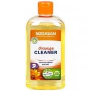 Sodasan Solutie ecologica universala de curatare cu portocale 500ml