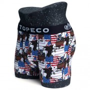 Herrboxer I WANT YOU short