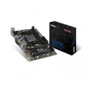MSI A68HM-P33 V2, AMD A68H, PCI-Ex16, 2xDDR3, SATA3/RAID, VGA/DVI/USB3.0, mATX (Socket FM2+)