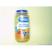 NESTLE 250 MACED FRUTA CERE 208371 NESTLE MACEDONIA DE FRUTAS Y CEREALES - (250 G )