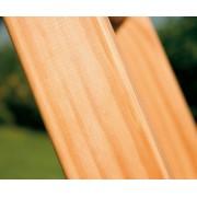 Günzburger Steigtechnik Günzburger Holz Stehleiter 2x4 Sprossen
