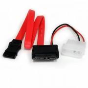NaviaTec Slimline Sata Cable NVT-SATA-298