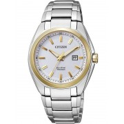Ceas de dama Citizen EW2214-52A Super Titan Eco-Drive 34mm 10ATM