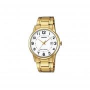 Reloj Casio MTP-V002G-7B-Dorado