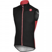 Castelli Pro Light Wind Gilet - S - Yellow Fluo