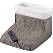 Încălzitor pentru picioare cu masaj Beurer FWM45 15 W gri-alb