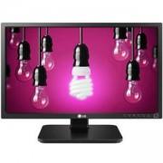 Монитор LG 24MB37PY-B, 23.8 инча IPS, LED AG, 5ms GTG, 1000:1, 5000000:1 DFC, 250cd/m2, Full HD 1920x1080, D-Sub, DVI, USB - 24MB37PY-B
