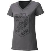 Held T-Shirt Damen Be Heroic Grau XS