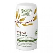 Bottega Verde - Deodorant roll-on, pentru piele delicata si sensibila, cu lapte de ovaz - Avena, 50 ML - Avena, 50 ML