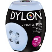 DYLON Textielverf Pods Vintage Blue - Wasmachineverf - 350g