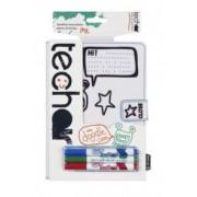 Tech Air Étui tablette 10'' et iPad coloriable - TechAir Doodle Case