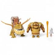 Set de joaca Fishlegs and Meatlug How to Train Your Dragon