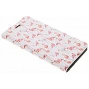 Flamingo Design Booklet voor de Nokia 6