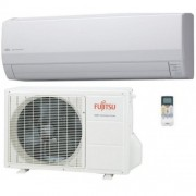 Fujitsu ASYG-09LUCA / AOYG09LUCB oldalfali mono split klíma 2.5 kW