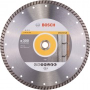 Bosch dijamantska rezna ploča Standard for Universal Turbo 300 x 20/25,40 x 3 x 10 mm - 2608602586