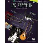 Alfred Music Ultimate Easy Guitar Play-Along: Led Zeppelin