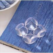 G-Motions,12x Protection Angles, Coins De Tables Ou Meubles Protege Coin De Table Pour Protection De Bébé Sécurité De Table,Protecteurs Des Arêtes