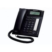 Panasonic KX-TS880EXB Téléphone avec fil - Noir