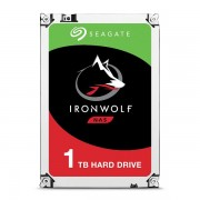 SEAGATE NAS HDD 1TB IronWolf 5900rpm 6Gb/s SATA 64 ST1000VN002