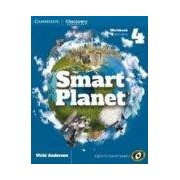 Vv.aa. Smart Planet 4 Workbook Spanish