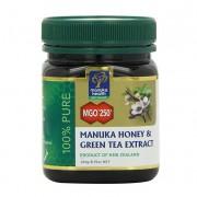Manuka méz mgo 250+ zöld tea kivonattal 250g