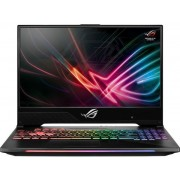 "Laptop Gaming ASUS GL504GS (Procesor Intel® Core™ i7-8750H (9M Cache, 4.10 GHz), Coffee Lake, 15.6""FHD, 32GB,256GB SSD + 1TB HDD@5400RPM, nVidia GeForce GTX 1070@8GB, Wireless AC, Tastatura Iluminata, Negru) + Bonus Fortnite Frenzy Bundle"