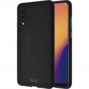 Azuri Flexible Sand Samsung Galaxy A70 Back Cover Zwart