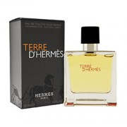 TERRE D'HERMES EAU DE TOILETTE SPRAY (1.6oz) 50ml