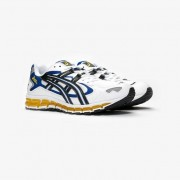 Asics Gel-Kayano 5 360 In White - Size 46.5