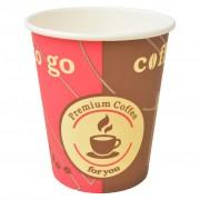 vidaXL 1000 pcs Disposable Coffee Cups Paper 240 ml (8 oz)