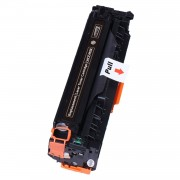 HP Toner schwarz kompatibel mit HP CE410X / 305X